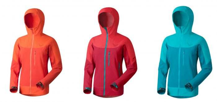 Dynafit Mercury Softshell Jacket Women