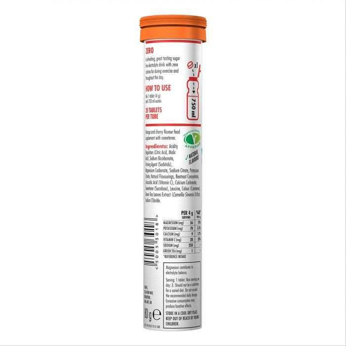High5 ZERO Sport Meggy/Narancs (20 Tabletta/Fiola)